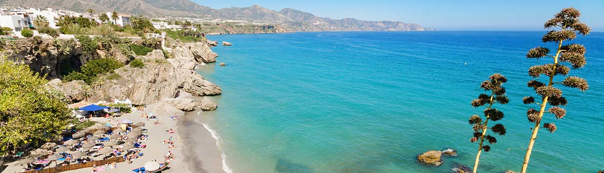 Holiday with us in Nerja