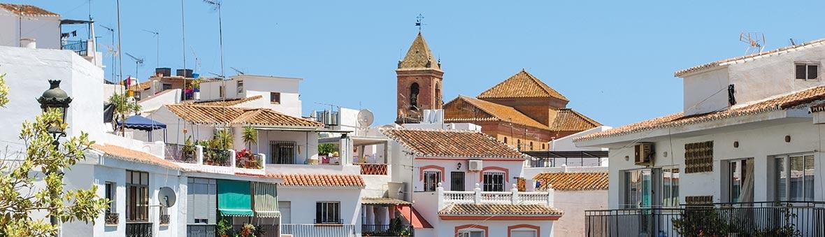 James Villas Spain Andalucia