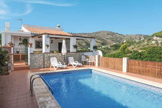 La Era In Frigiliana Gt Andalucia Villa Details
