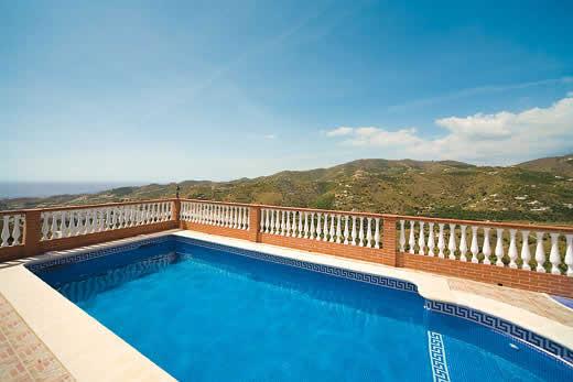 Villa mi casa nueva in torrox andalucia - Mi casa nueva ...