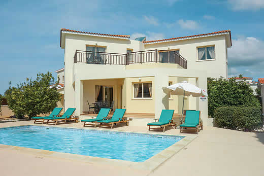 Coralia Dream 14 in Coral Bay > Cyprus | Villa details