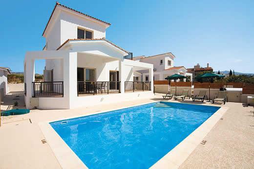 Coralia Dream 2 In Coral Bay Gt Cyprus Villa Details