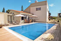 Ocean Bay Villa in Cyprus