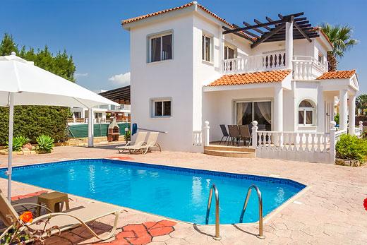 Queens Paradise 1 in Coral Bay > Cyprus | Villa details