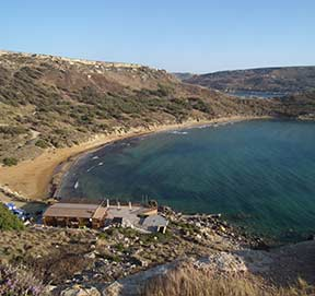 Tuffieha Bay