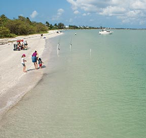 Sanibel Beach