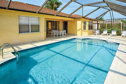 Fort Myers Villas Gulf Coast Florida James Villa
