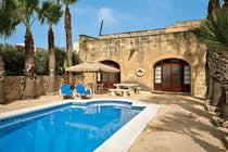 Veduta in Gozo