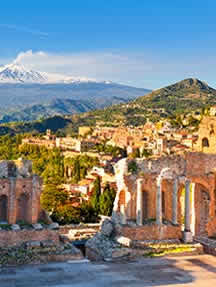 Hints of history in Sicily Image