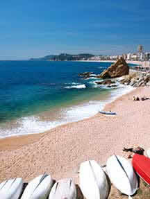 Hit the Beach in Costa Brava Image