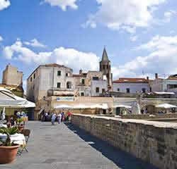 Food and dining in Alghero Image