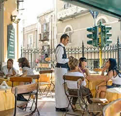 Food and dining in Capitanna Image