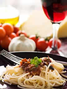 Local Cuisine in Umbria Image