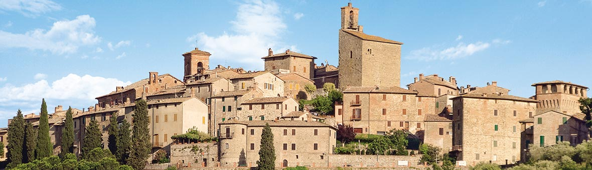 Holiday with us in Panicale