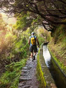 Outdoor pursuits in Madeira Image