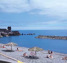 Ponta do Sol Beach
