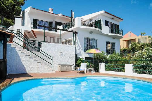 Aquarela in Garajau > Madeira | Villa details