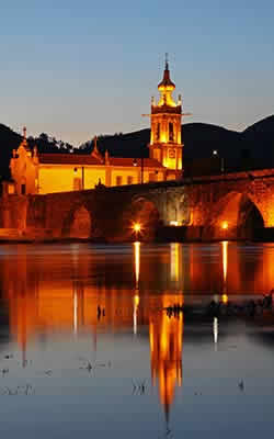Nightlife in Ponte de Lima Image
