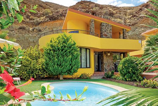 Clavel in tauro gran canaria villa details for Villas en gran canaria