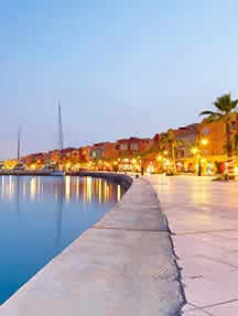 Atmospheric evenings in Hurghada Image