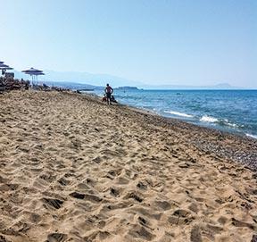 Platanes Beach