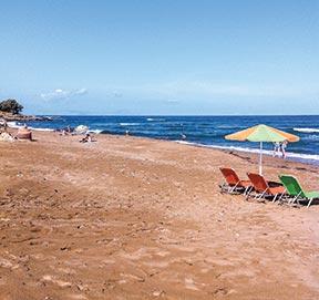 Stavromenos Beach