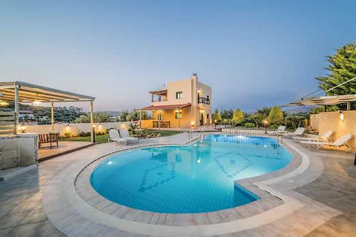 Dina in Roumeli > Crete | Villa details