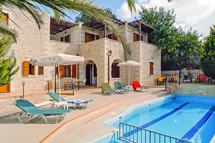 top 17 villas for large groups in the greek islands rh jamesvillas co uk