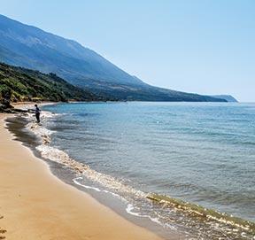 Trapezaki Bay
