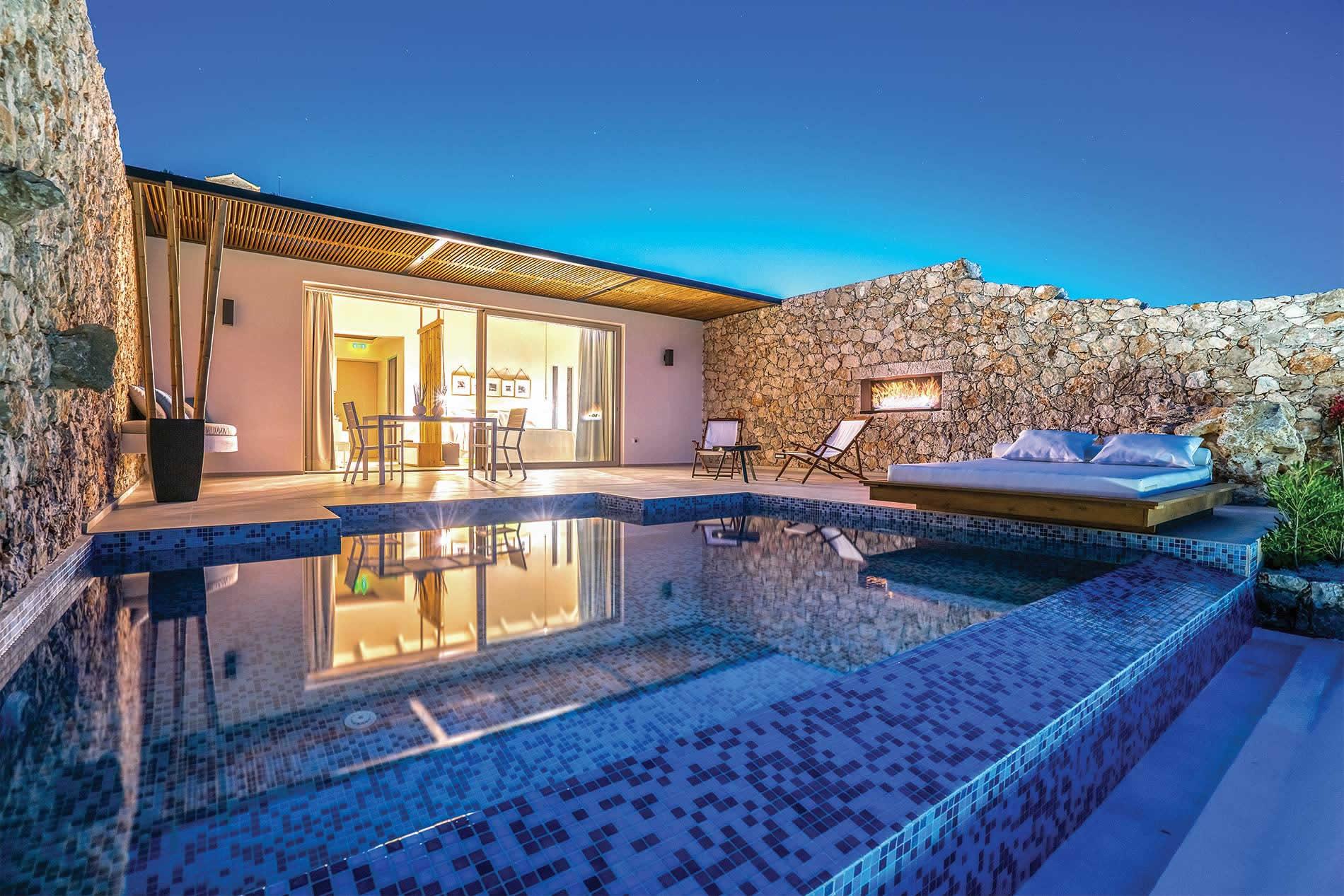 Picture of villa