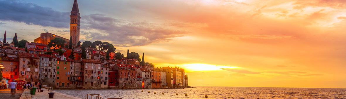 Holiday with us in Rovinj