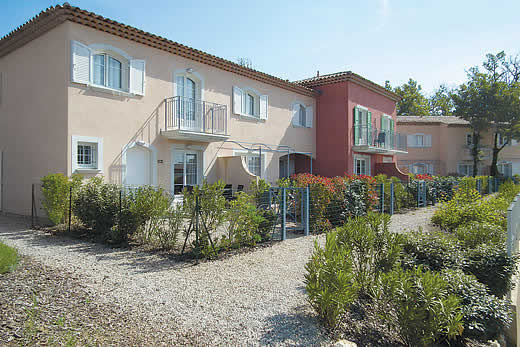 Apartment Camiole II in Chateau de Camiole Resort & Spa > Provence | Apartment details