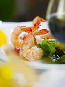 Local cuisine in Cote d'Azur Image