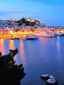 Upbeat nights in Skiathos Image