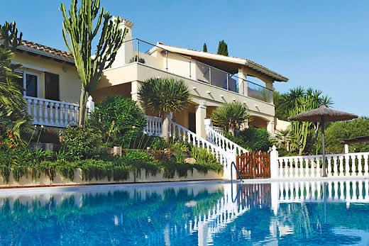 La casa de la armonia perfecta in la manga club costa calida villa details - La casa perfecta ...