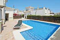 Villa Clare in Costa Calida - Villa Holidays