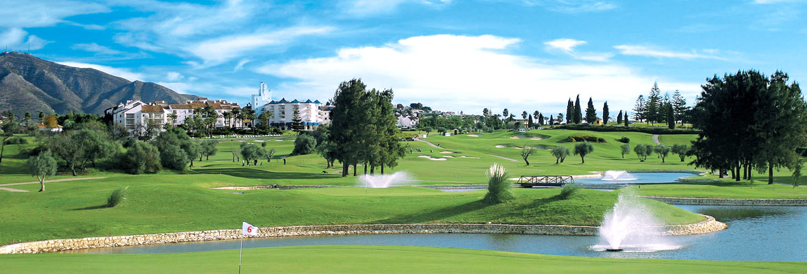 Holiday with us in Mijas Golf Resort
