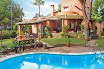 Casa Espana in Costa del Sol