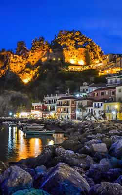 Nightlife in Parga Image