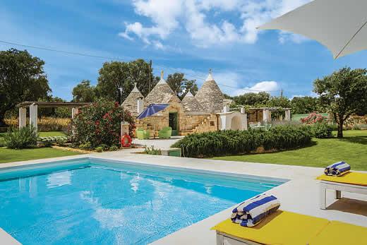 Trullo In Villa Ceglie Messapica With Private Pool
