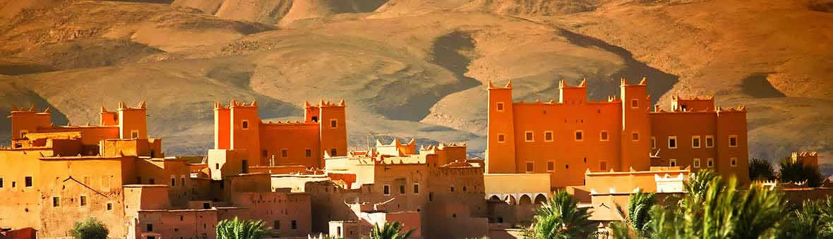 Holiday with us in Morocco