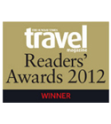 Sunday Times Travel Awards 2012 - Best Villa Company
