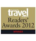Sunday Times Travel Awards 2012 - Best Villa Company