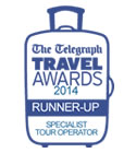 Telegraph Travel Awards 2014 - Specialist Tour Operator