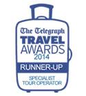 Telegraph Travel Awards 2014 - Specialist Tour Operator