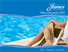 Villas with Pools Brochure Cover