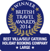 British Travel Awards - 2014