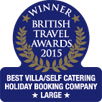 British Travel Awards - 2015