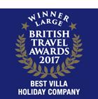 British Travel Awards - 2017
