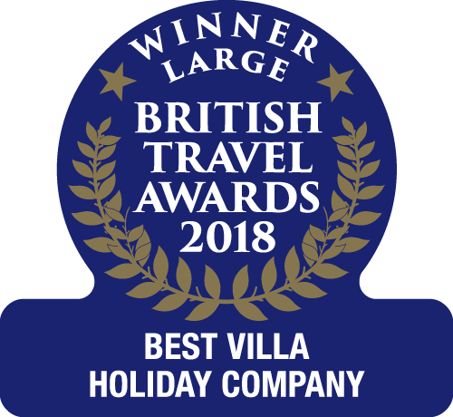 British Travel Awards - 2018